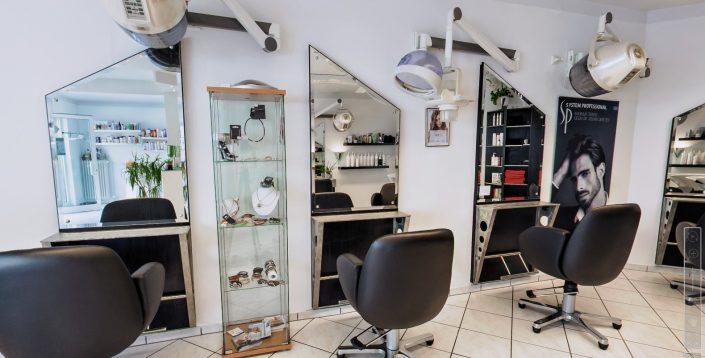 Friseur – Salon in der Altstadt, Worms